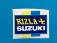 RIZLA SUZUKI sticker/decal x2